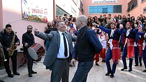 Edirne'de 9-8'lik Nevruz Kutlaması