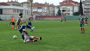 Kırklareli Süper Amatör Ligi: Lüleburgazspor: 0 - Vizespor: 0