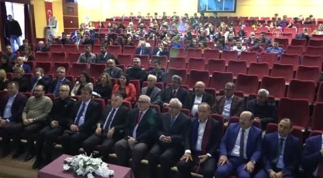 Sarı Saltık' Konferansı