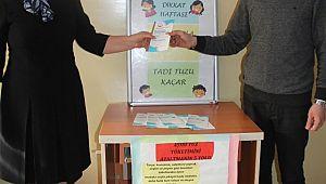 Vize Devlet Hastanesinde Tuzun Zararları Anlatıldı