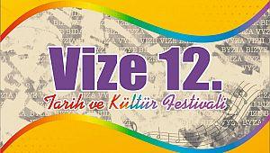 Vize 12. Tarihi ve Kültür Festivali