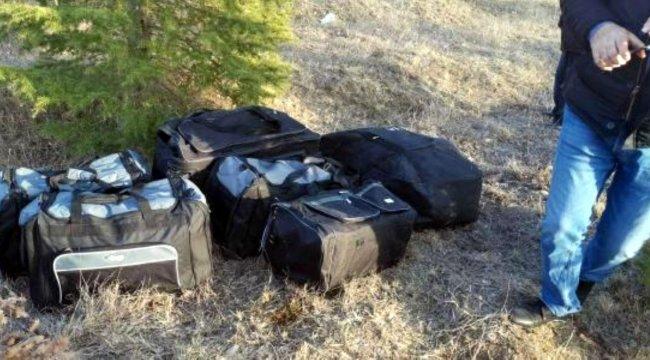 Kırklareli'ye uyuşturucu atan planör, Bulgaristan'dan havalanmış