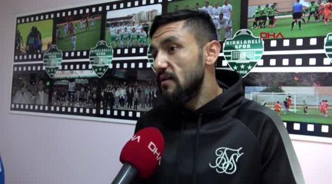 Spor kırlarelispor'un tek hedefi final oynamak